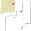 Location Of Logan New Mexico