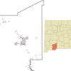 Location Of Doa Ana New Mexico