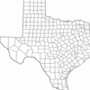 Location Of Los Ebanos Texas