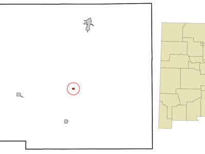 Location Of Maxwell New Mexico