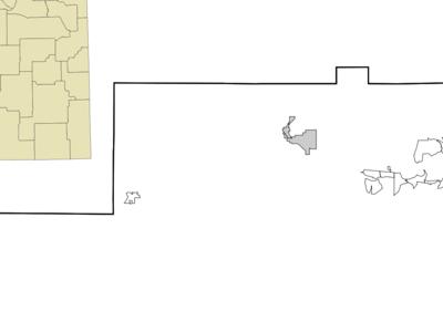 Location Of Mesita New Mexico