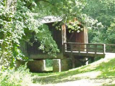 Locust Creek Covered Bridge State Historic Site