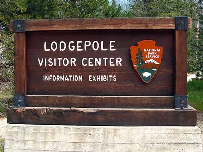 Lodgepole Visitor Center