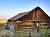 Log Cabin At Baker - Nevada