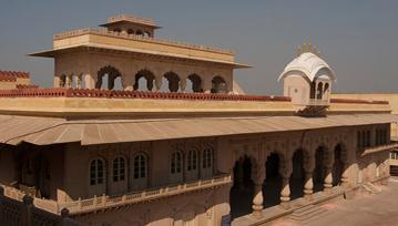 Lohagarh Fort - Bharatpur Palace