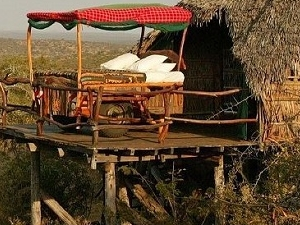 Laikipia Loisaba Star Bed Leisure 2 Nights