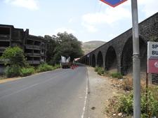 Lonavala Dam Approach Road - Maharashtra - India