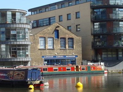 London Canal Museum