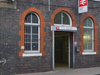 London Fields Station Entrance