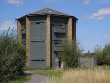 London Wetland Centre Peacock Tower