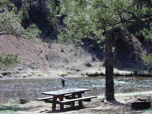 Lone Rock Campground