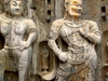 Massive Buddhist Sculptures In The Main Grotto