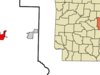Lonoke  County  Arkansas  Incorporated And  Unincorporated Area