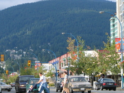 Lonsdale Avenue North Vancouver