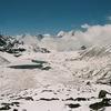 Looking Back From Renjo La Pass - Nepal Sagarmatha - Everest Region
