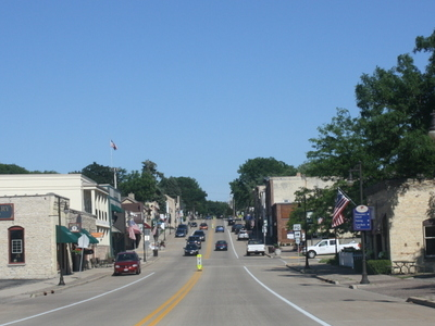 Looking East At Downtown Cambridge