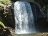 Looking Glass Waterfall NC Brevard