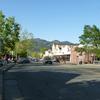 Lincoln Avenue On Calistoga