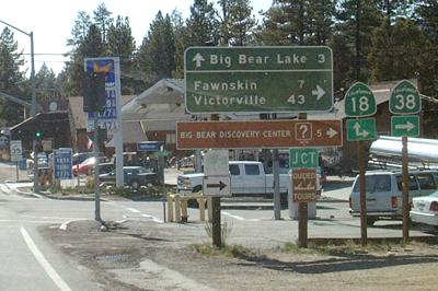 Big Bear City