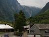 Looking Towards Gudvangen From The Fjord