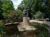 Lord Holland Statue In Holland Park