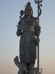 Lord Shiva Statue Gangtan