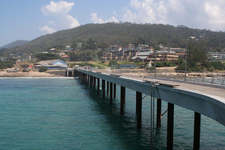 Main Pier At Lorne