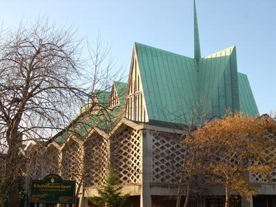 St Paul's Church, Lorrimore Square