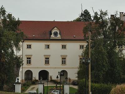 Losensteinleiten Castle, Upper Austria, Austria