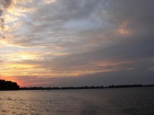 Lost Island Lake