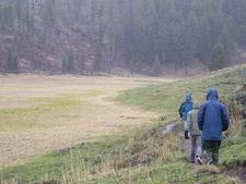 Lost Lake Trail - Yellowstone - USA