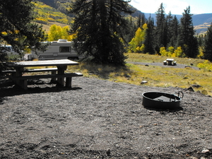 Lost Trail Campground