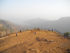 Louisa Point - Matheran - Maharashtra - India