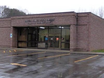 Louisvilles Post Office