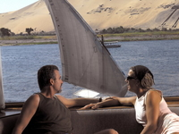 Cruise the Nile in style