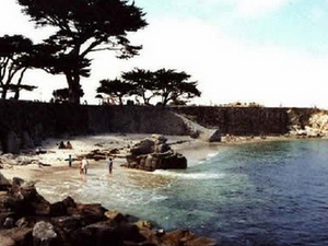 Lovers Point Beach