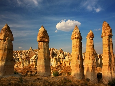 Love Valley - Cappadocia - Turkey
