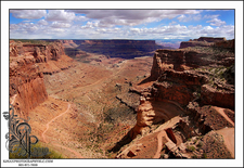 Lower Red Lake Canyon Trail - Canyonlands - Utah - USA