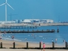 Lowestoft Beach And Outer Harbour