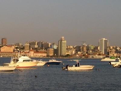 Luanda Bay