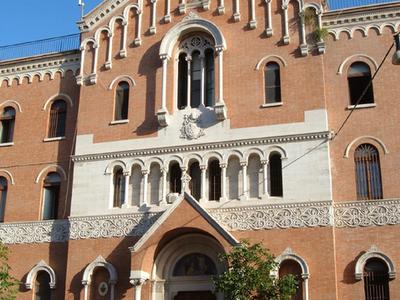 San Patrizio A Villa Ludovisi