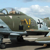 Retired Luftwaffe Fiat G.91R/3 On Display