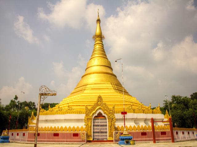 Buddhist Trail Tour Photos