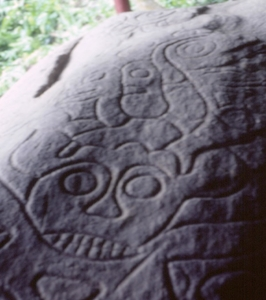 Lumuyu Rock Carving