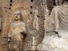 Lu She Na Buddha, Longmen Caves