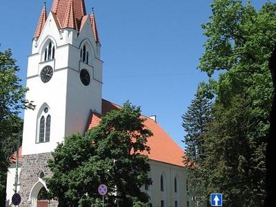 Lutheran Church In Silute