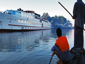 Ayeyarwaddy River Luxury Cruise Tour Fotos