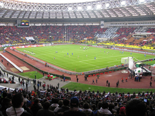 Luzhniki Stadium Inside View