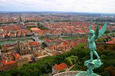Lyon From Fourviére