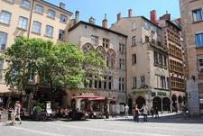 Lyon: Rue Saint-Jean